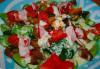 Cook Eat | Fresh Vege Tortellini w/ Carbonara Sauce