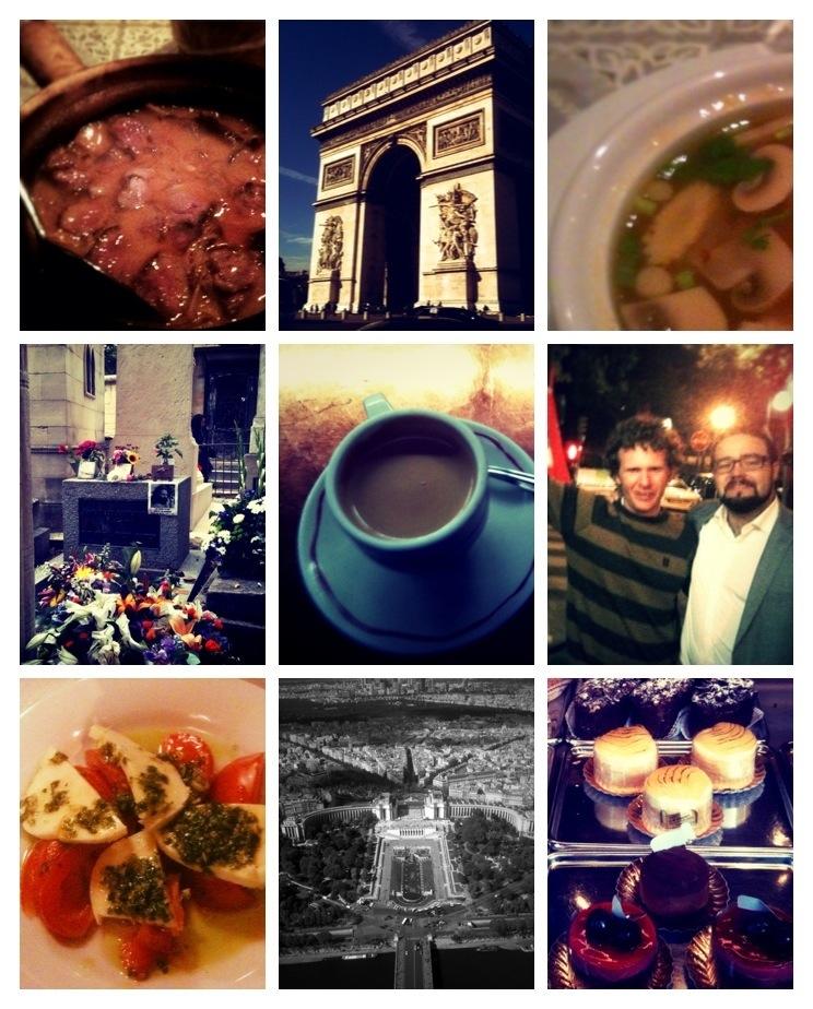 Dave Jack Does Paris