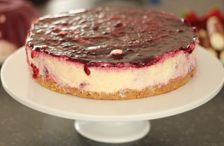 Easy No-Bake Cheesecake Recipe