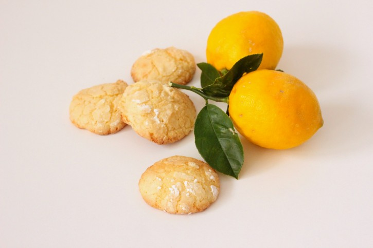 Cook | Meyer Lemon Cookies Recipe