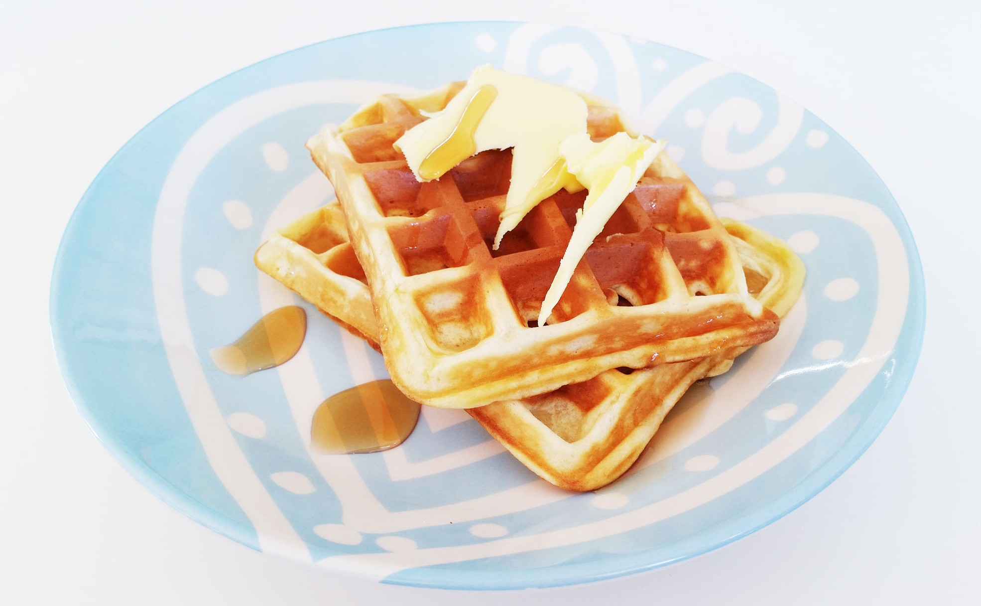 Cook, Eat | Best EVER Waffle Recipe