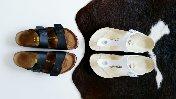 Acquisitions | Monochrome Birkenstocks
