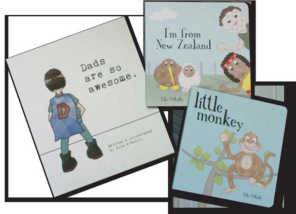 Onemum Kids books New Zealand