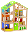 {CLOSED} 12 DAYS OF CHRISTMAS GIVEAWAY | Hape All Season Furnished House From www.thewoodentoybox.co.nz