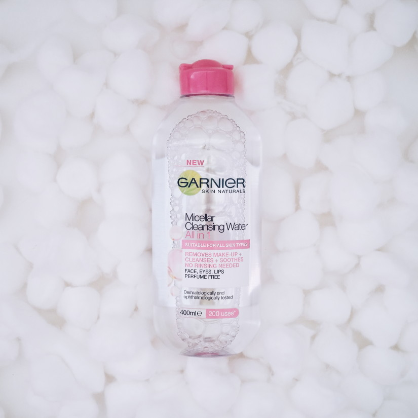 SkinActive Micellar Cleansing Water All-in-1 Cleanser & Makeup Remover by garnier #13