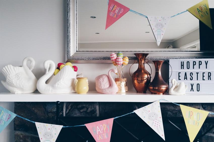 Easter Decoration Mom Blog New Zealand