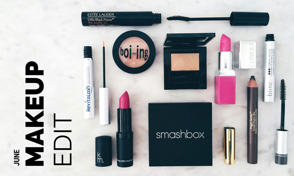 The Makeup Edit – June + Giveaway