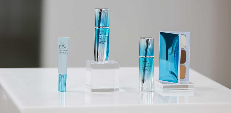 Beauty Review   Estée Lauder New Dimension Shape + Fill Expert Serum