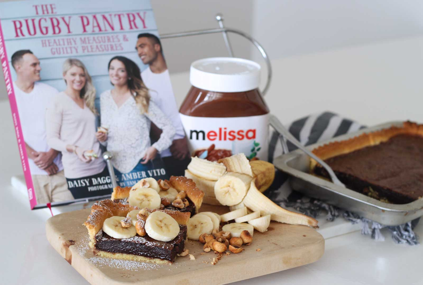 The Rugby Pantry – A Recipe Book for Every Kiwi Kitchen