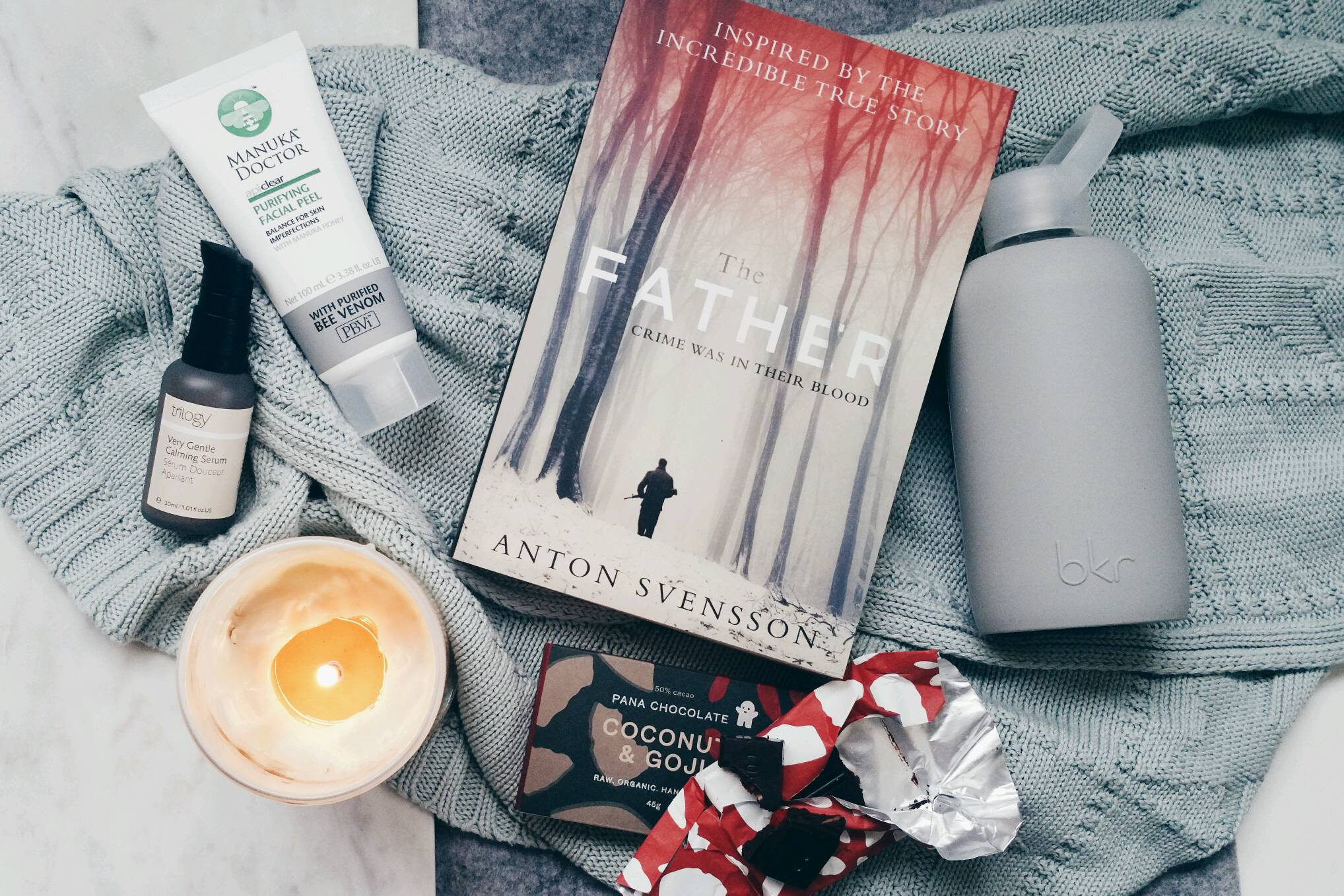 Book Review | The Father by Anton Svensson
