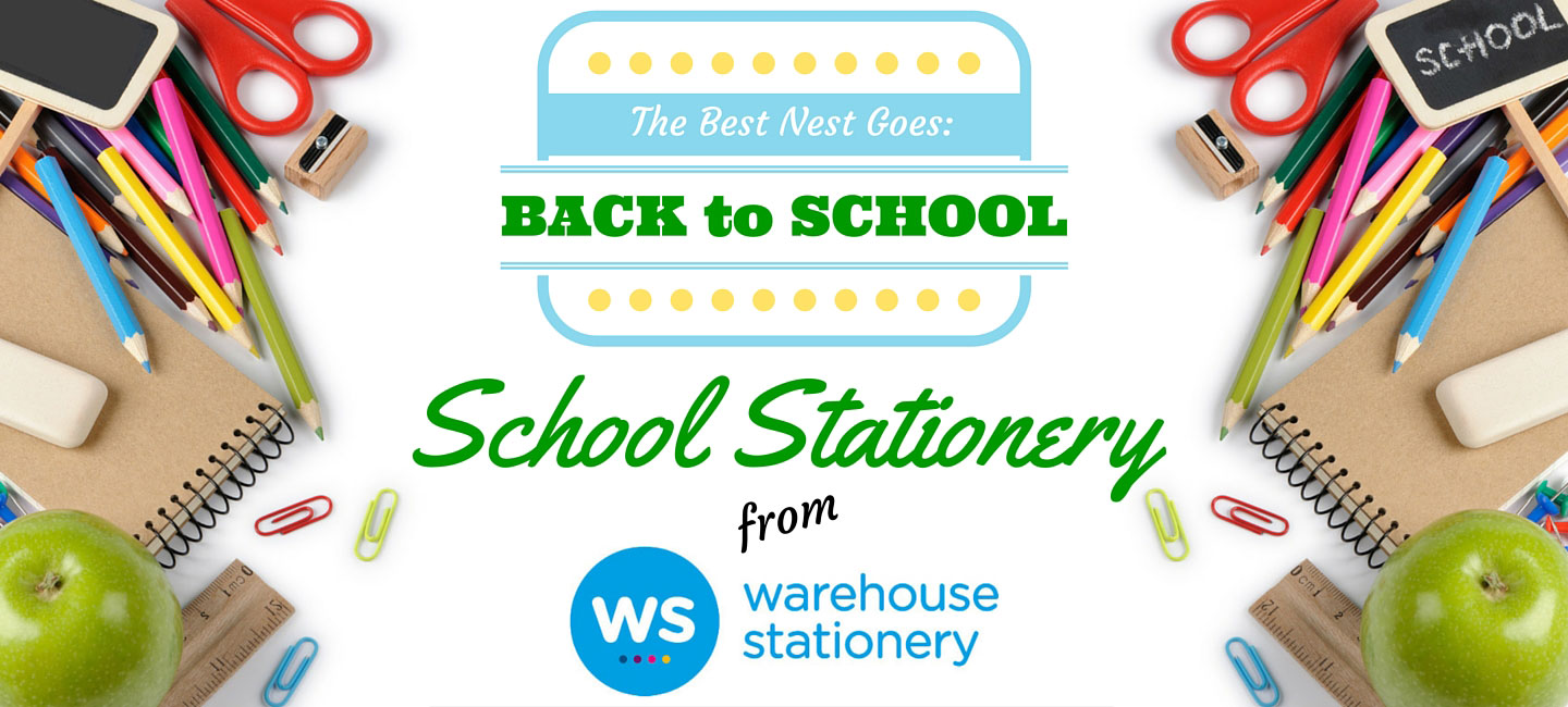 Back to School | The Deal-breaker – School Stationery Shopping