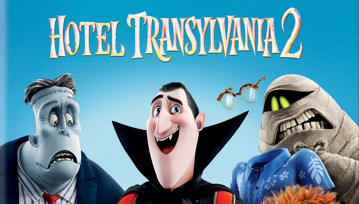 Hotel Transylvania Colouring Page Printable Mummy Blog Blogger NZ New Zealand