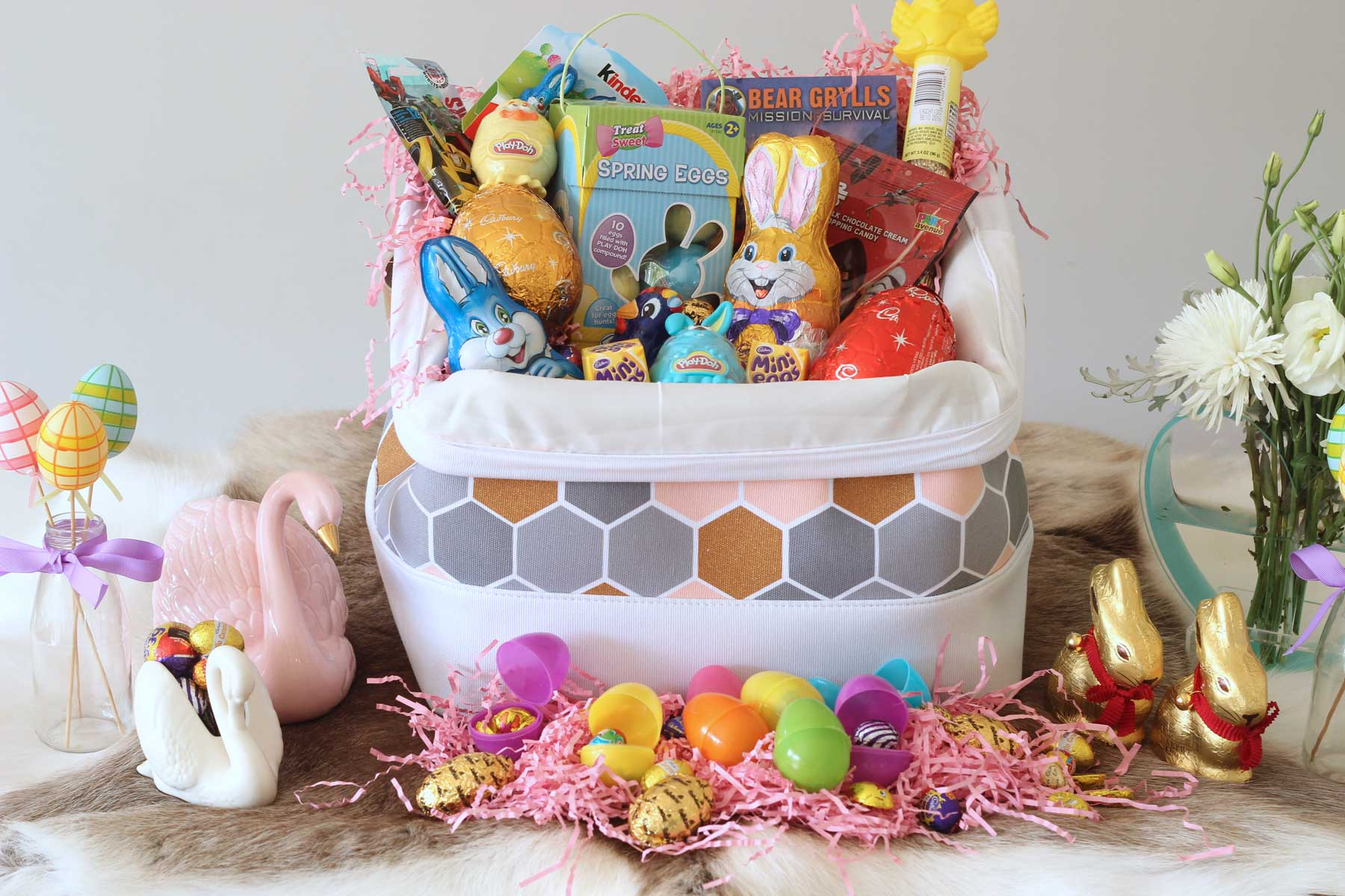 Creating the ultimate easter gift basket giveaway the best nest new zealands top mummy mommy blogger blog travel easter gift basket negle Gallery