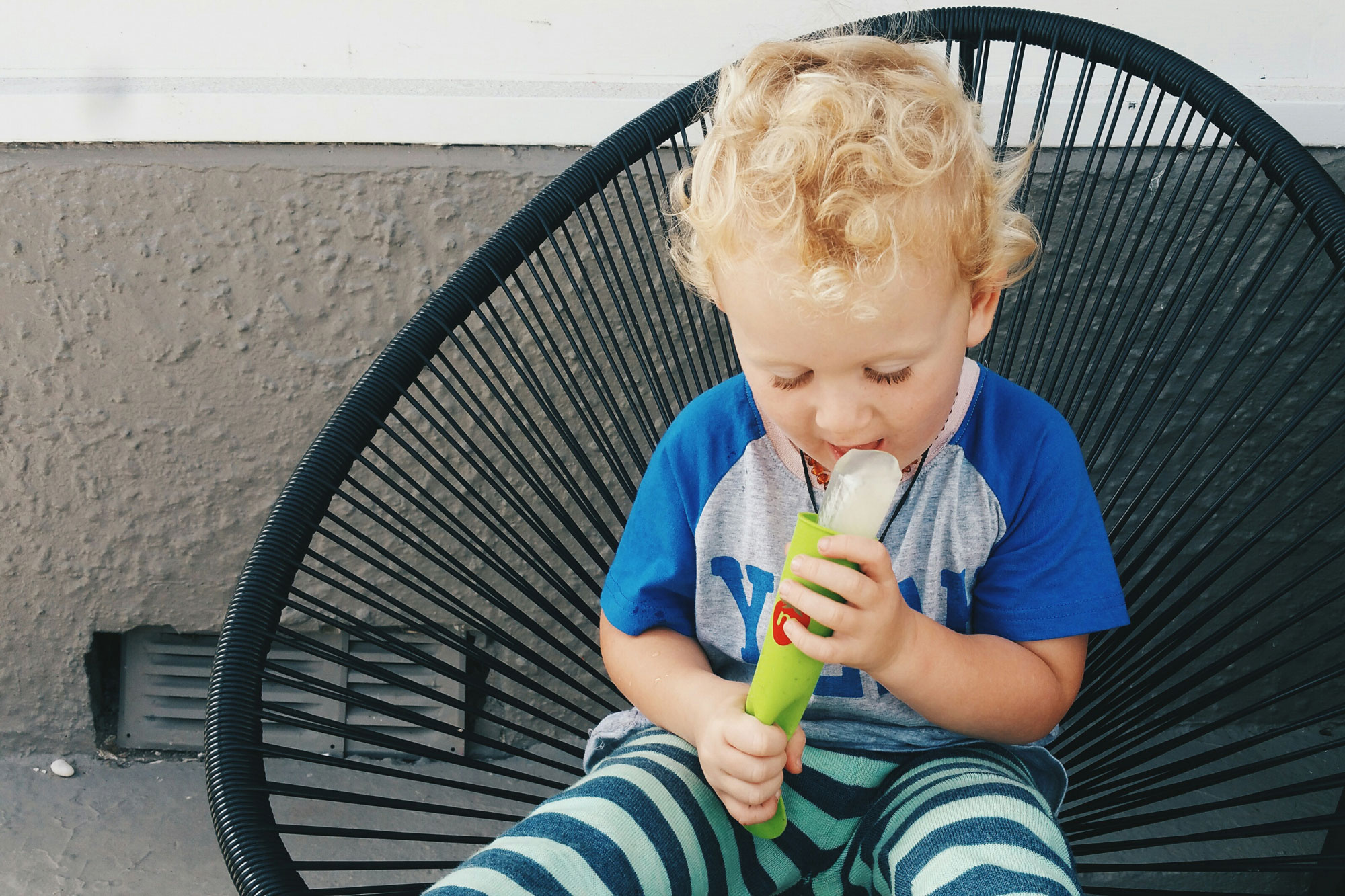 Munch Reviews | Reusable Ice Pops + Giveaway
