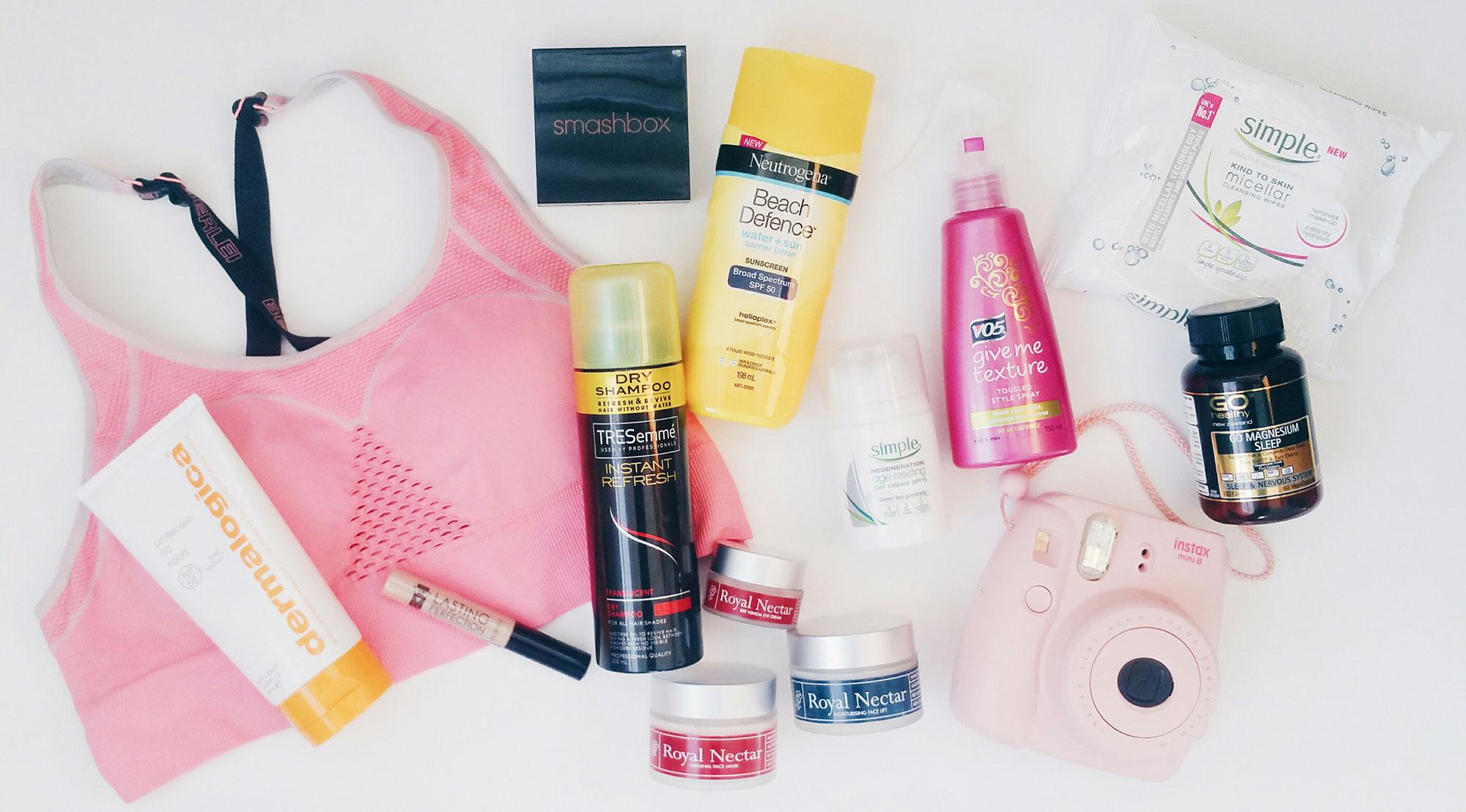 New Zealand's Top Mummy Blogger Cruise Essentials