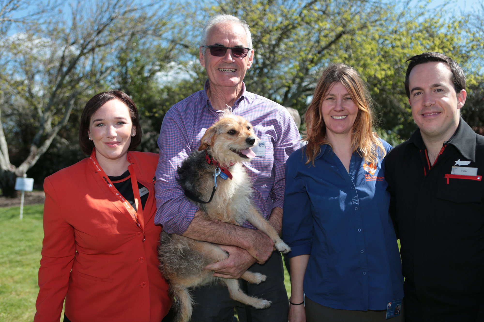 The Nelson Ark – Helping Teens and Rescue Dogs Move Forward
