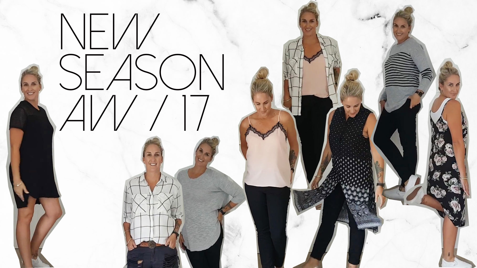 Vlog – New Season Updates your Wardrobe will LOVE