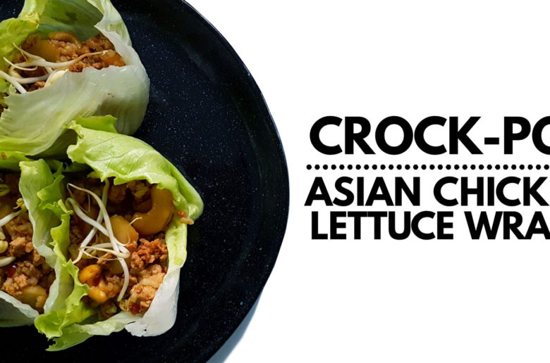 New Zealand's Top Mummy Blogger Parenting Travel Blog Family Travelblog crock-pot crockpot slowcooker asian chicken lettuce wraps recipe