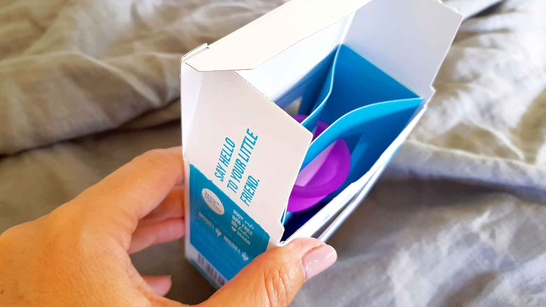 New Zealand's Top Mummy Blogger Parenting Travel Blog Family Lunette Menstrual Cup Review