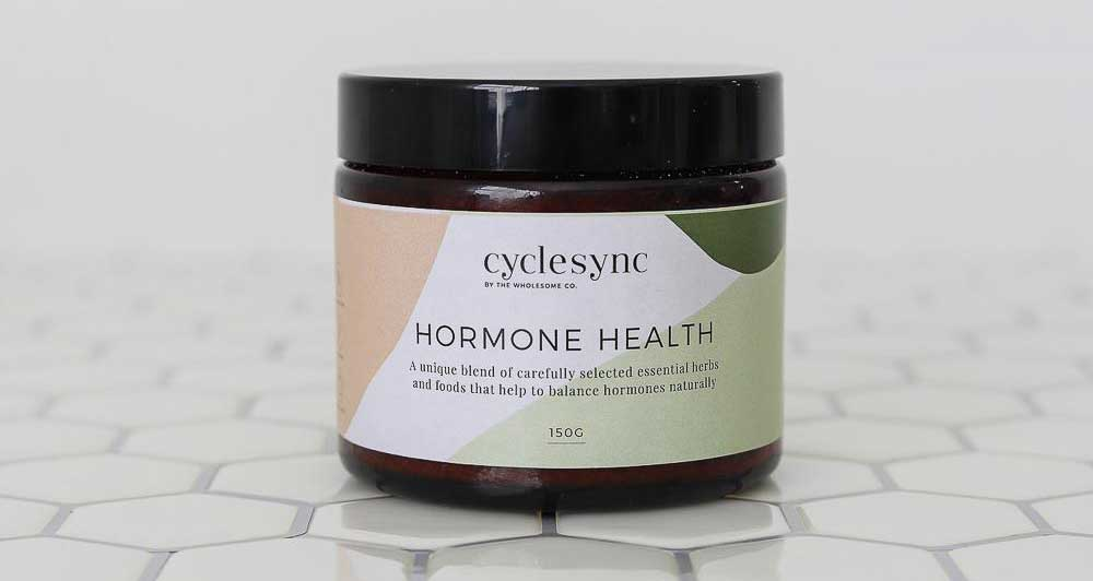 The Wholesome Co Hormone Health Blend
