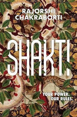 Shakti Novel by Rajorshi Chakraborti