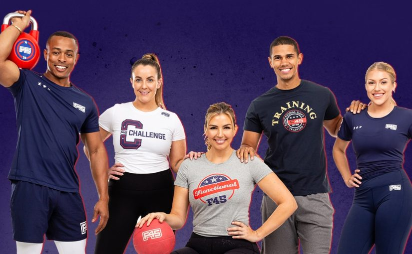 F45 Challenge 26: How to stay on track with the fail-safe F45 Meal Plan