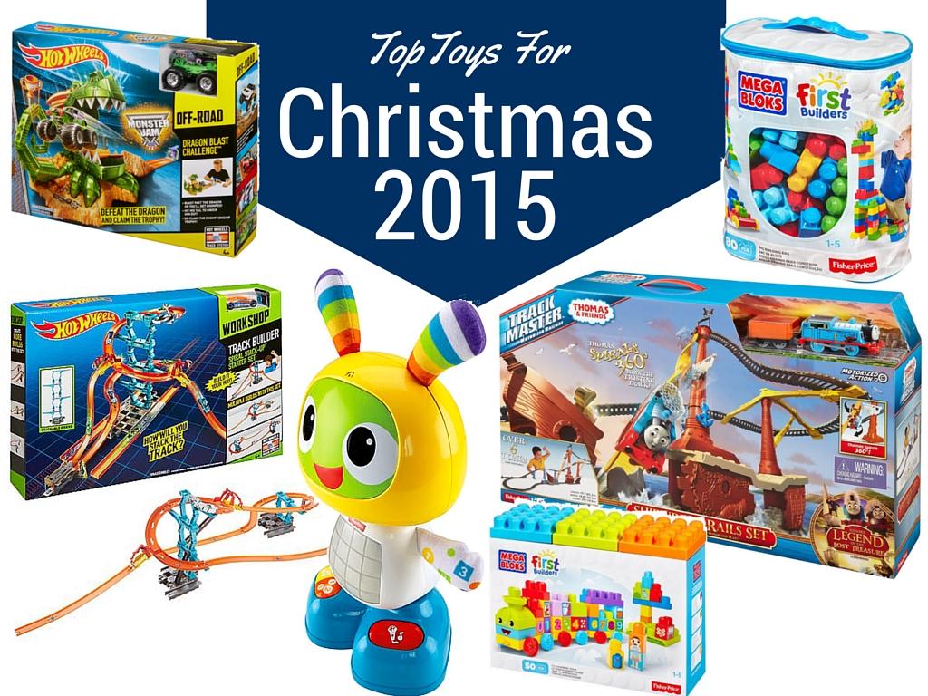 Top Toys for Christmas 2015