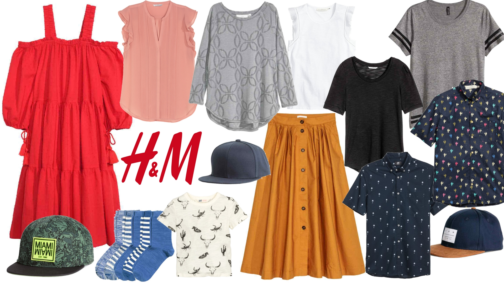 How I shopped the H&M Launch in Auckland