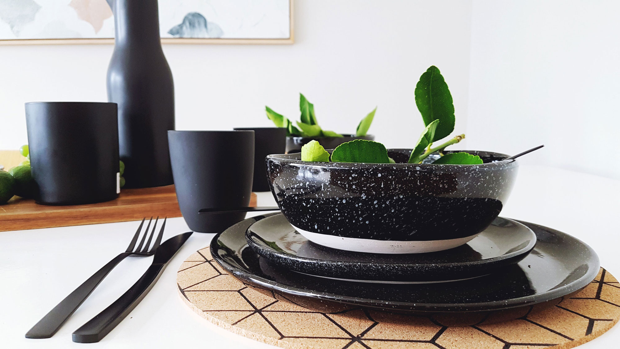 Homewares – New Season Dining Refresh