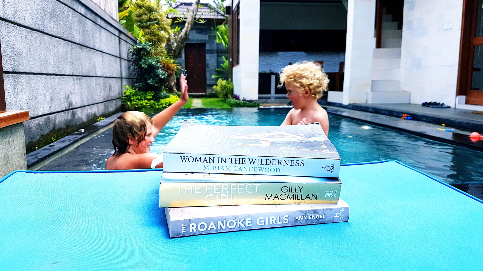 Book Reviews: My Bali Book List
