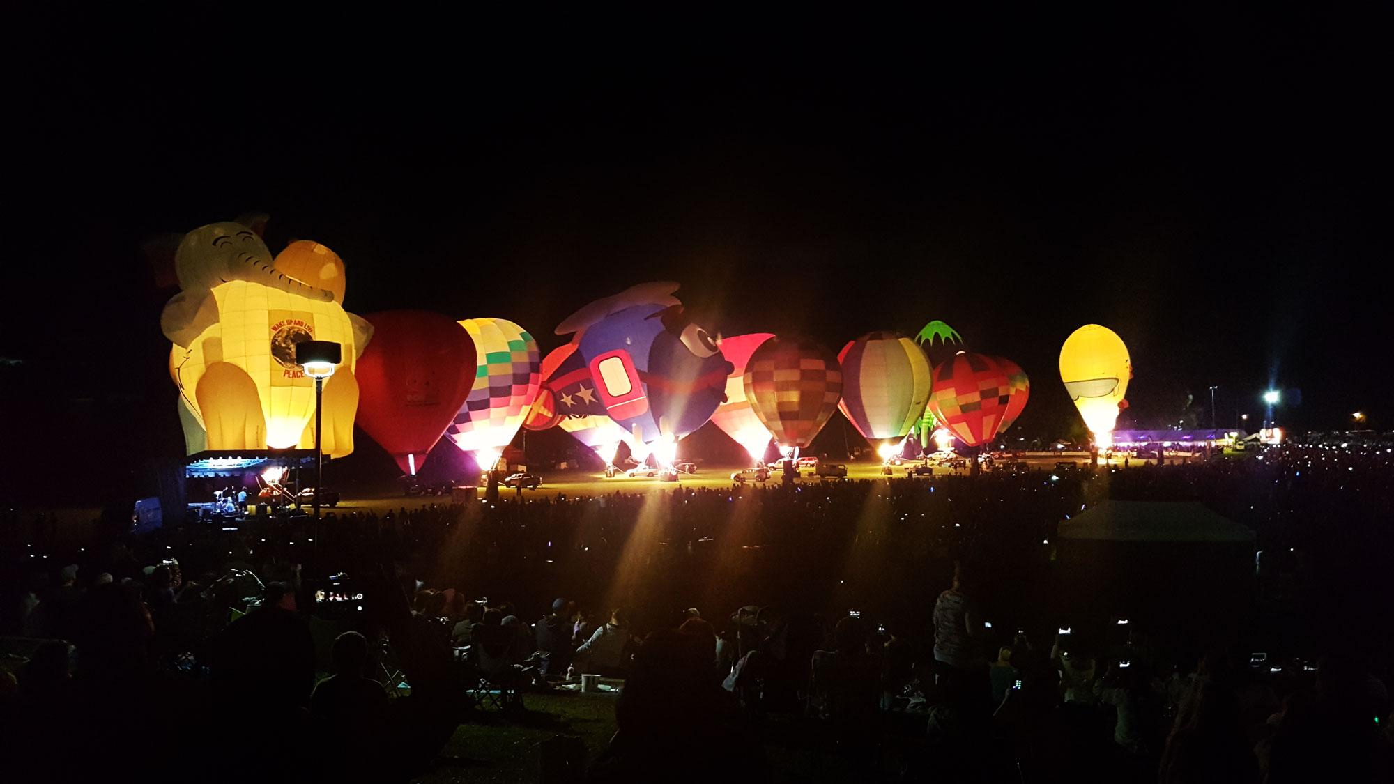 Family Travel – Hamilton, Balloons Over Waikato
