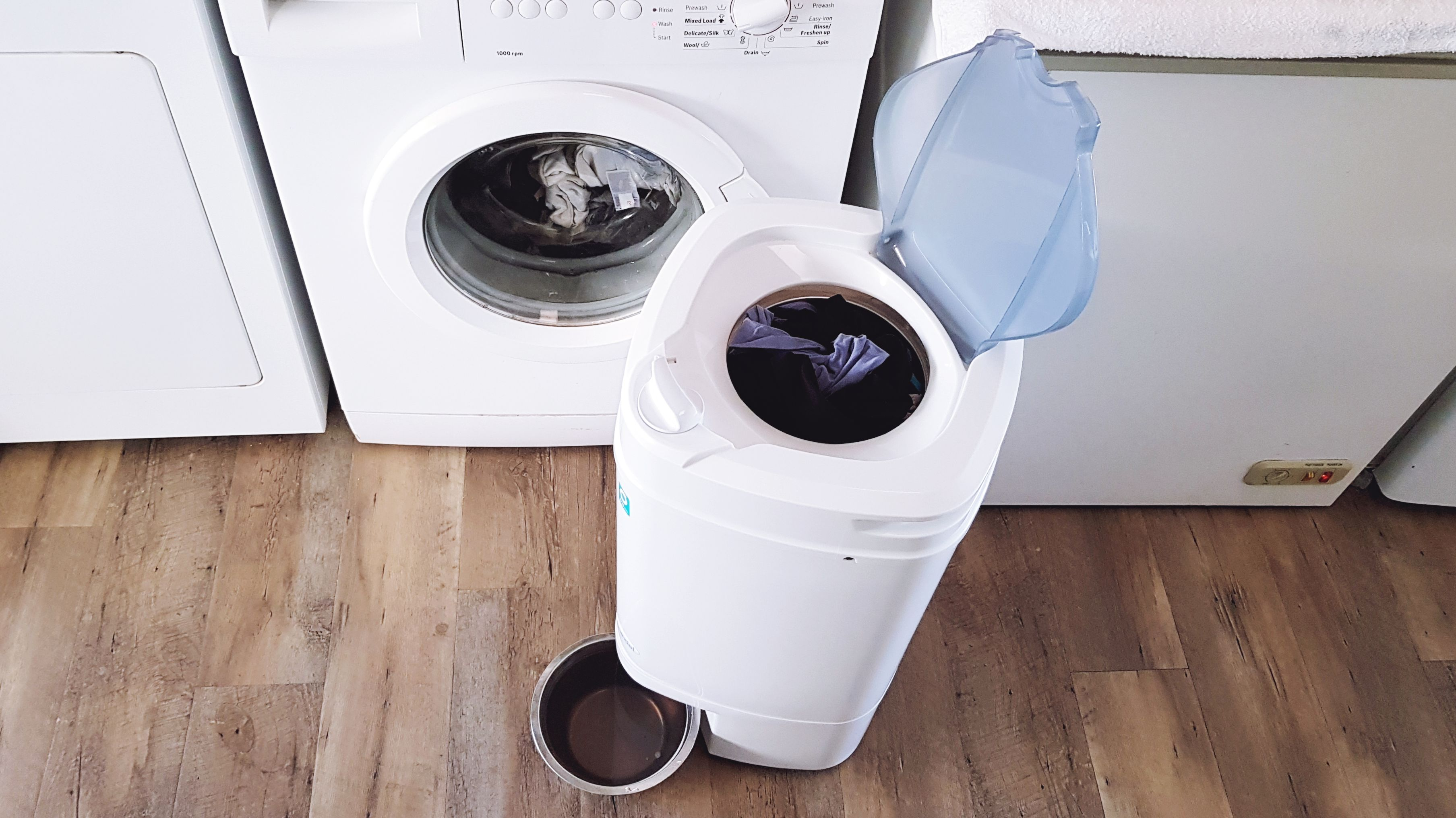 The Little Laundry Appliance that Could – Meet my Spindel
