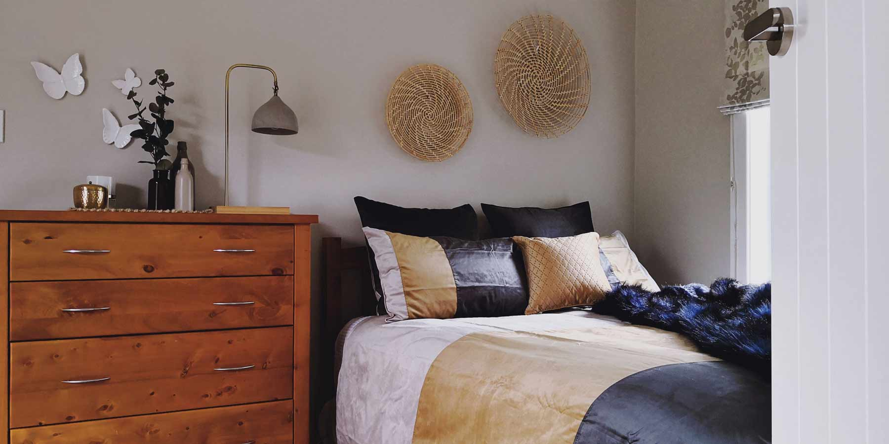 Home Decor – A Winter Bedroom Refesh