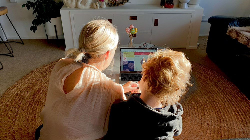 My kids have a share portfolio – why and, HOW?!